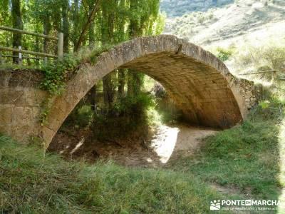 Hoces del Río Duratón - Sepúlveda;gredos rutas asociaciones senderismo rios y senderos